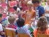 Schulanfänger-Paten aus der zweiten Klasse