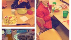 Gesundes Schulfrühstück